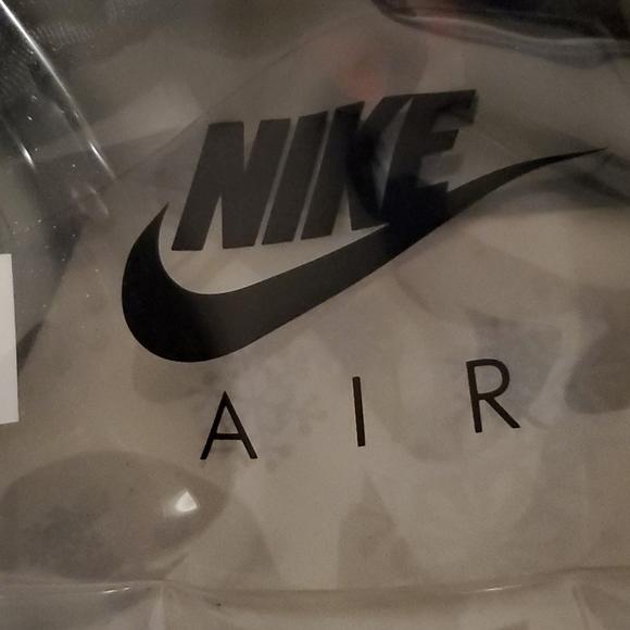 Nike mini clear back pack